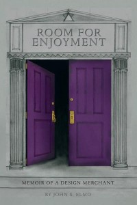 Elmo has recently penned a new book, Room for Enjoyment.