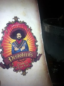 """""""The tacos were so good,"""" says Díaz of the Pistolero's restaurant in Houston."""