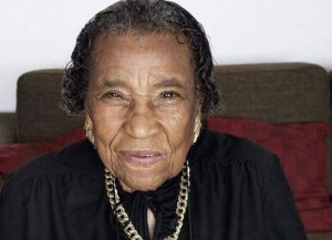 Civil rights pioneer Amelia Boynton Robinson will speak on non-violence and youth.