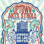 NoMAA is accepting submissions for venues for the 10th Annual Uptown Arts Stroll.