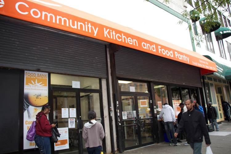 Community Kitchen And Food Pantry Of West Harlem