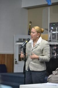 Assemblymember Gabriela Rosa.