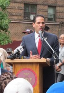 Councilmember Fernando Cabrera, who shares the district, also allocated funding.