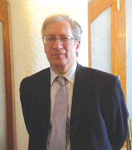 Steve Simon, former chief of staff WEB