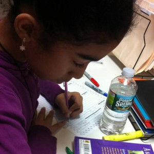 Homework, when approached with care and focus, can help reinforce learning.