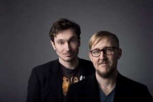 Swedish journalists Daniel Goldberg and Linus Larrson will be at Word Up to discuss their book on Minecraft.