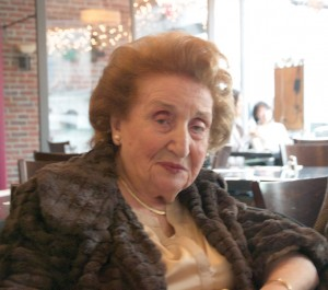 """""""You have to tell me where my husband is."""" Paula Ehrenberg, 104, has lived a full life."""