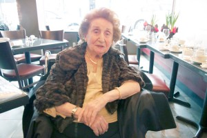 Her oral history was recorded in 1977 for the United States Holocaust Memorial Museum.