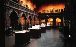 The Hispanic Society is home to more than 800 paintings and 1,000 works of sculpture.