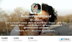 Autism Wonderland Twitter