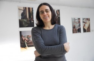 """If it wasn't for photography, I'd still be practicing law,"" says artist Yael Ben-Zion. Photo: S. Mazzocchi"