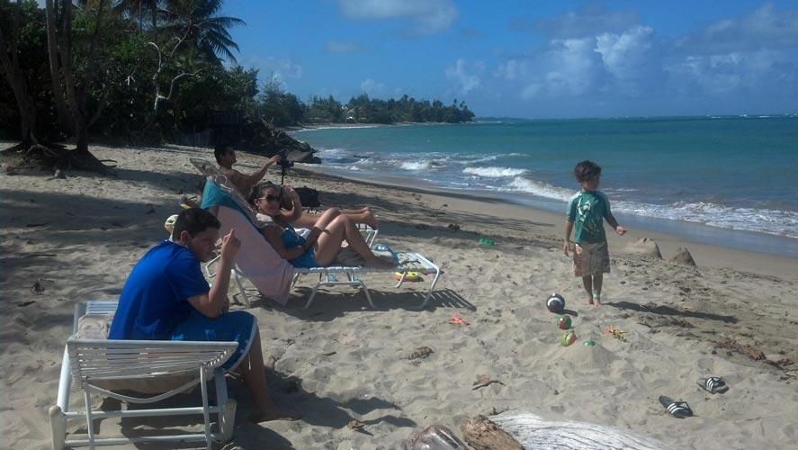 Loiza offers beautiful beaches.