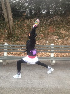 Stretching properly helps to prevent injury and keeps your running.