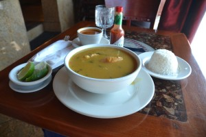 Sancocho is the eternal taste of summer.