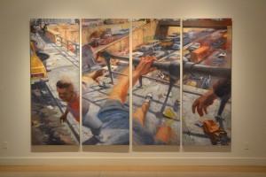 Robert Birmelin's <i>The Overpass</i>.
