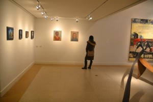 """""""It's a very interesting mix of artists,"""" explained curator Souhad Rafey."""