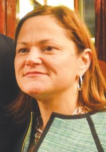 La portavozdel Concejo Municipal Melissa Mark-Viverito.
