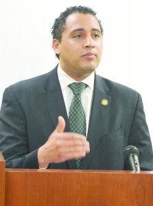 """""""If we don't address [this], it'll get worse,"""" said Assemblymember Robert Rodríguez."""