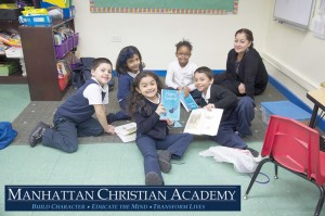 """We are body, mind and spirit,"" says Dr. Richard Bonifas, Principal of Manhattan Christian Academy."