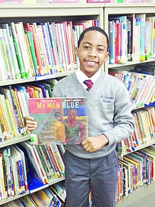 """I can get books here that I never knew about before,"" said fourth grader Ahmad Jackson."