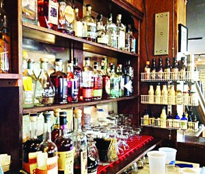 Since opening in 2008, IRC has offered an extensive array of craft liquors and beer.