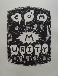 <i>Community</i>, de Moses Ros-Suárez.